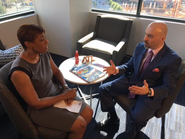 President Trump's Proposed Tax Reform – Biz Atlanta (NBC Interview)