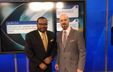 Tax Season 2018 with Rodney Harris – CBS Interview