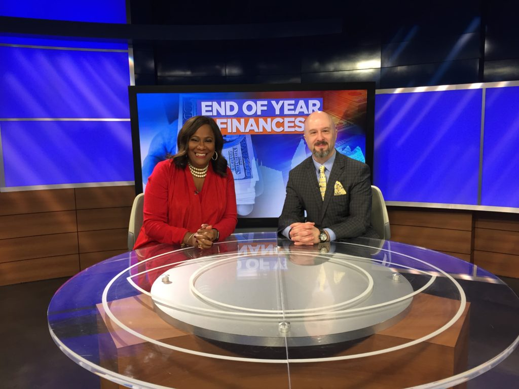 2017 End of Year Finances – CBS Interview