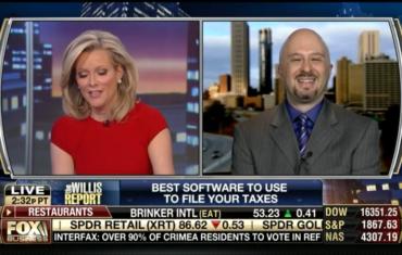 Best Online Tax Software – FOX Business Network Interview