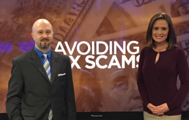 Avoiding Tax Scams – CBS Interview
